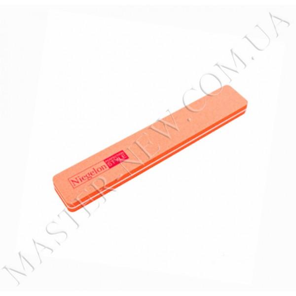 Полировка для ногтей Niegelon 600/3000 оранжевая