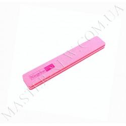 Полировка для ногтей Niegelon 600/3000 розовая