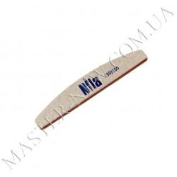 Nila 150/150 Half Пилка для ногтей полукруг