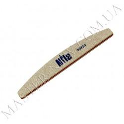 Nila 80/80 Half Пилка для ногтей полукруг