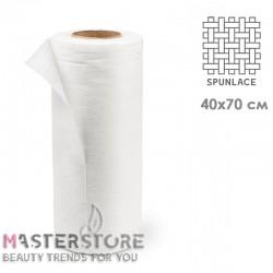 Полотенца одноразовые с перфорацией в рулоне Clean Comfort из спанлейса 40x70 см, 40 г/м2 (100 шт)