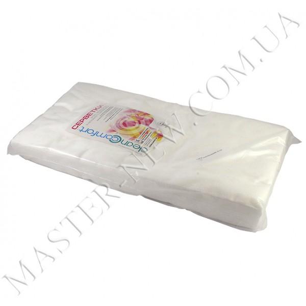 Салфетки порезанные Clean Comfort 20x40