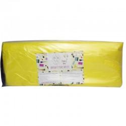 Чехлы на ванночку для педикюра полиэтиленовые одноразовые Panni Mlada, 50x70 см (100 шт)