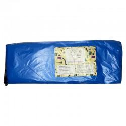 Чехлы на ванночку для педикюра полиэтиленовые одноразовые Panni Mlada, 50x70 см (50 шт)