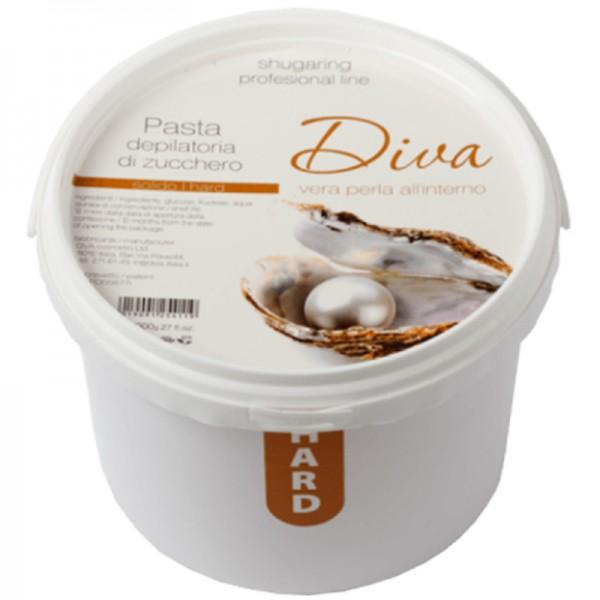 Сахарная паста для депиляции Diva hard 1100 гр.