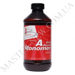 BLAZE A Monomer - Акриловый мономер / максимальная адгезия, 473 мл