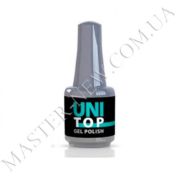 UNITOP - универсальное финишное покрытие для гель-лака, 15 мл