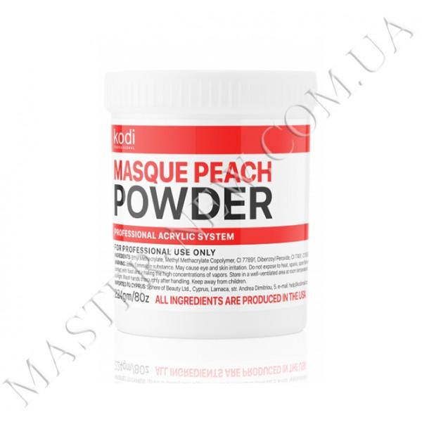 Kodi Masque Peach powder матирующая пудра персик 224 г