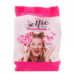 Воск пленочный для депиляции лица ItalWax Selfie в гранулах (500 г)