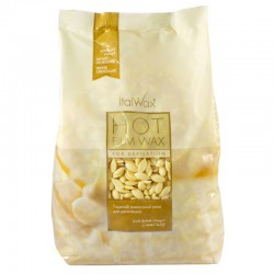 Воск пленочный ItalWax Белый Шоколад в гранулах (1 кг)