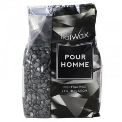 Воск пленочный ItalWax Pour Homme Серебро в гранулах (1 кг)
