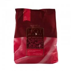 Воск пленочный ItalWax Роза в гранулах (500 г)