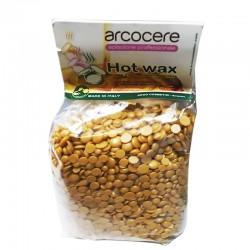 Воск пленочный Arcocere Натуральный в гранулах (1 кг)