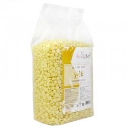 Воск низкотемпературный пленочный Beauty Hall Silk в гранулах (1 кг)