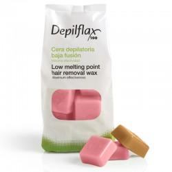 Горячий воск Depilflax Шоколад (1 кг)