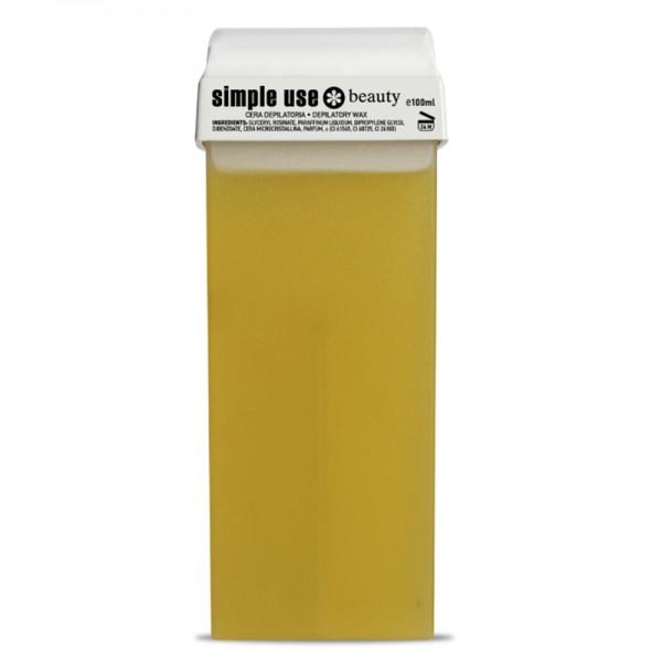 Воск кассетный Simple Use Beauty Мёд (100 мл)