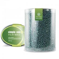 Воск пленочный Simple Use Beauty Алоэ Вера в гранулах (1 кг)