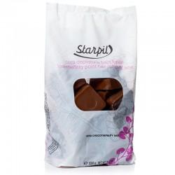 Воск в брикетах Starpil Шоколад (1 кг)