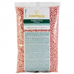 Воск пленочный Xanitalia Роза в гранулах (1 кг)
