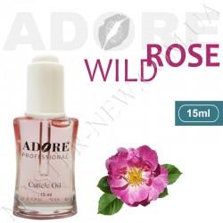 Масло для кутикулы Adore Дикая Роза (15 мл)