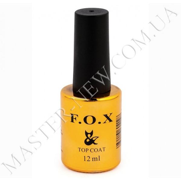 F.O.X. Top Coat верхнее покрытие 12 мл.