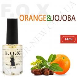 Масло для кутикулы и ногтей F.O.X. Cuticle Oil (14 мл)