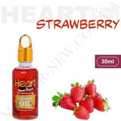 Масло витаминизированное для кутикулы и ногтей Heart Strawberry (30 мл)