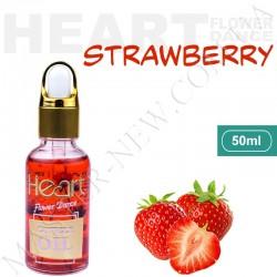 Масло витаминизированное для кутикулы и ногтей Heart Strawberry (50 мл)