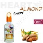 Масло витаминизированное для кутикулы и ногтей Heart Sweet Almond (30 мл)