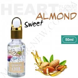 Масло витаминизированное для кутикулы и ногтей Heart Sweet Almond (50 мл)