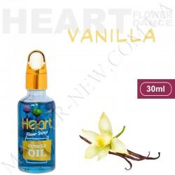 Масло витаминизированное для кутикулы и ногтей Heart Vanilla (30 мл)