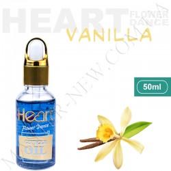 Масло витаминизированное для кутикулы и ногтей Heart Vanilla (50 мл)