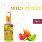 Масло витаминизированное для кутикулы и ногтей Heart Wild Citrus (30 мл)