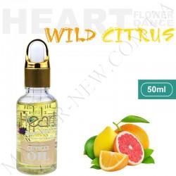 Масло витаминизированное для кутикулы и ногтей Heart Wild Citrus (50 мл)