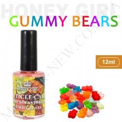 Витаминизированное масло для кутикулы Honey Girl Gummy Bears (12 мл)