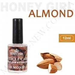 Витаминизированное масло для кутикулы Honey Girl Миндаль (12 мл)