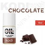 Масло для ногтей, сухой и поврежденной кутикулы KODI Шоколад (15 мл)