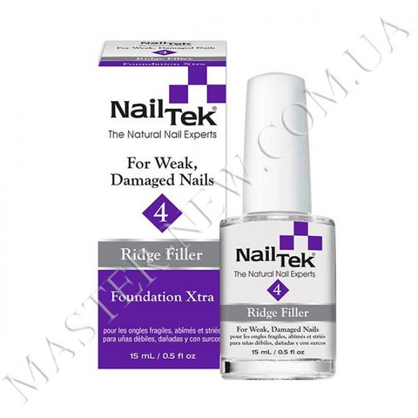 NAIL TEK Foundation XTRA - Базовое лечебное покрытие для очень слабых ногтей 15 мл. 5235742