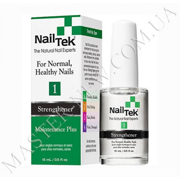 NAIL TEK Maintenance plus 1 ежедневный уход за ногтями 15 мл.