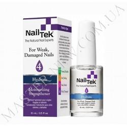 Увлажняющая терапия Nail Tek Hydrate 4, 15 мл