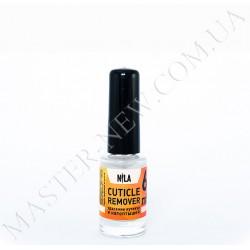 Nila Cuticle Remover 6 ml. Средство для удаления кутикулы.
