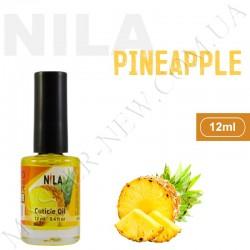 Увлажняющее масло для кутикулы и ногтей Nila Pineapple (12 мл)
