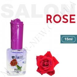 Масло для кутикулы и ногтей Salon Professional Роза (15 мл)