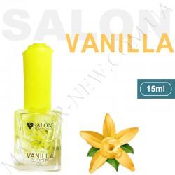 Масло для кутикулы и ногтей Salon Professional Ваниль (15 мл)