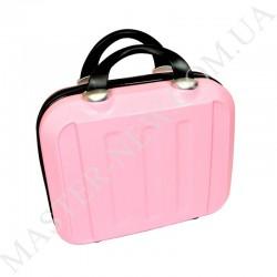 Сумка-Чемодан мастера. Розовый. Пластик
