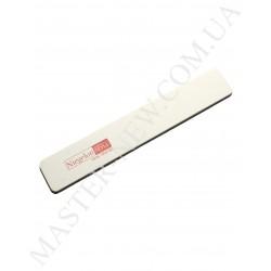 Niegelon 100/180 Мягкая пилочка для ногтей прямая белая