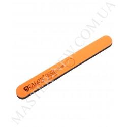 """Салон Salon 180/180 Пилка для ногтей """"апельсин"""" прямая"""