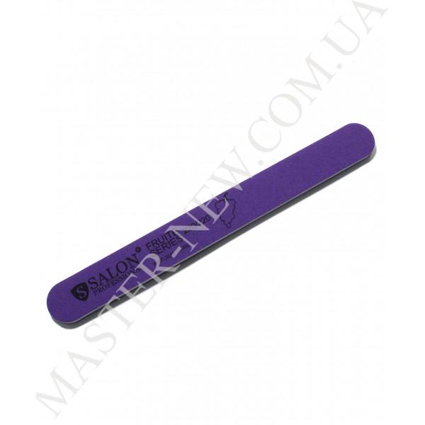 "Салон Salon 220/220 Пилка для ногтей ""виноград"" прямая"