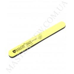 """Салон Salon 240/240 Пилка для ногтей """"банан"""" прямая"""