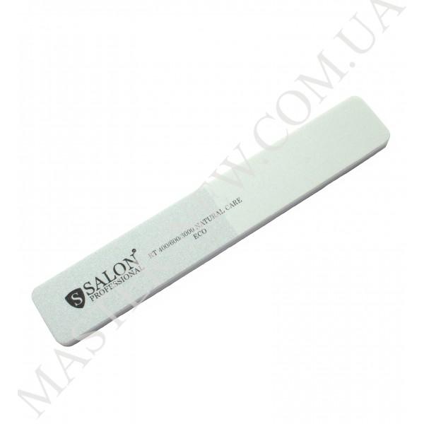Полировка для ногтей Салон Salon 400/600/3000 трехсторонняя